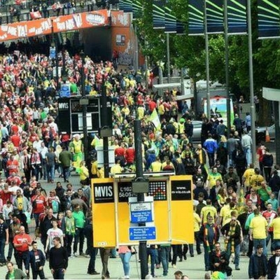 MVIS at Wembley
