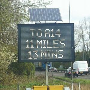 Tom-Tom Journey Time Solution