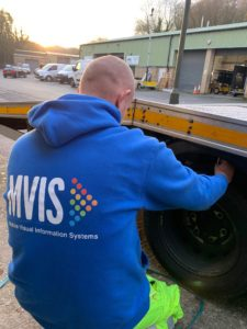 MVIS Road Safety Week Tire Check