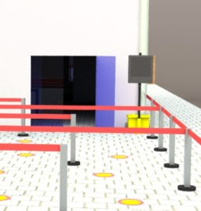 HD Compact for queue management